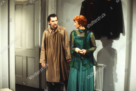 Stock Picture of Frank Grimes as Glyn and Isabel Dean as Betty