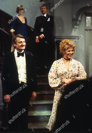 Peter Jeffrey as Rufus and Rachel Roberts as Pauline