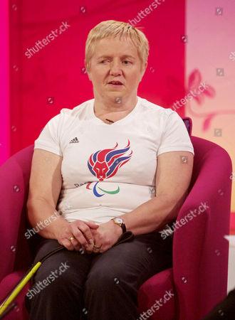 Editorial photo of 'Lorraine Live' TV Programme, London, Britain. - 29 Aug 2012