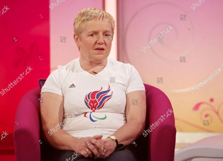 Editorial picture of 'Lorraine Live' TV Programme, London, Britain. - 29 Aug 2012