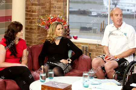 Editorial picture of 'This Morning' TV Programme, London, Britain. - 29 Aug 2012