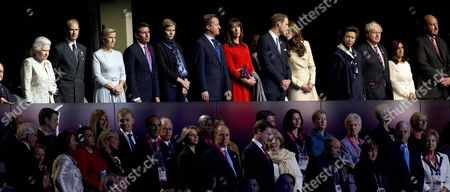 Editorial photo of The 2012 London Paralympic Games, Opening Ceremony, Britain - 29 Aug 2012