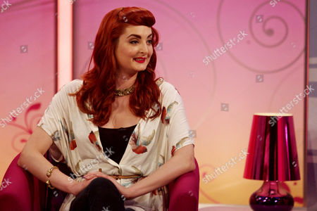 Editorial photo of 'Lorraine Live' TV Programme, London, Britain. - 30 Aug 2012