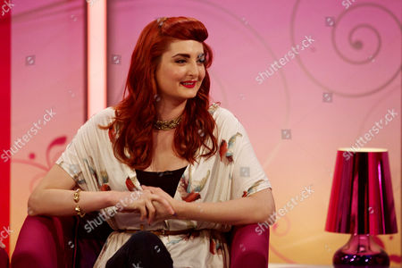 Editorial picture of 'Lorraine Live' TV Programme, London, Britain. - 30 Aug 2012