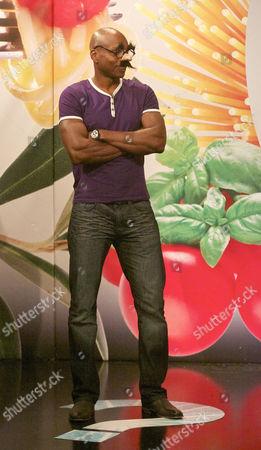 Stock Picture of Ken George [Boddingtons Advert]