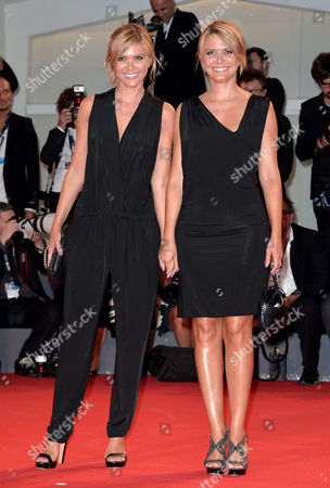 Editorial picture of 'Superstar' film premiere, 69th Venice Film Festival, Italy - 30 Aug 2012