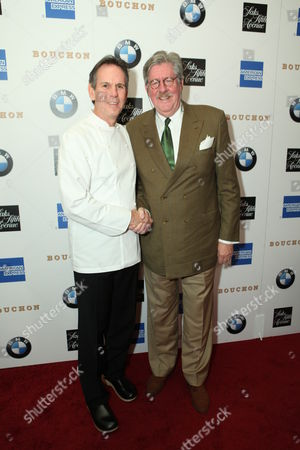 Editorial picture of Opening Night of Thomas Keller's Bouchon, Beverly Hills, CA, America - 16 Nov 2009