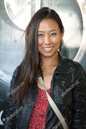 Stock Picture of Karen Jin Beck - DJ Shy