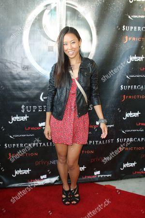 Editorial photo of 'Supercapitalist' film premiere, Los Angeles, America - 31 Aug 2012