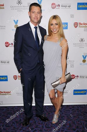 Editorial photo of 'A Night of Champions' fundraising ball, London, Britain - 01 Sep 2012
