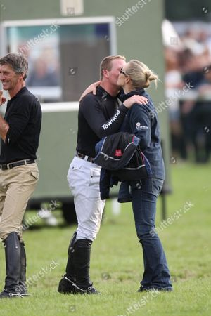 Zara Phillips and Oliver Townsend