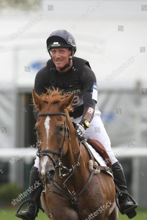 Editorial photo of Burghley Horse Trials 2012, Stamford, Lincolnshire, Britain - 01 Sep 2012