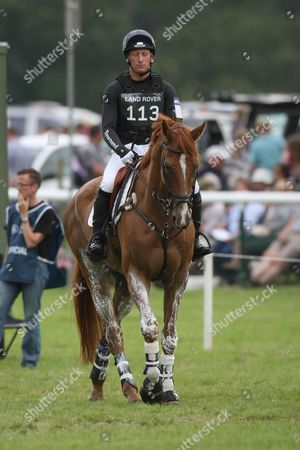 Editorial image of Burghley Horse Trials 2012, Stamford, Lincolnshire, Britain - 01 Sep 2012