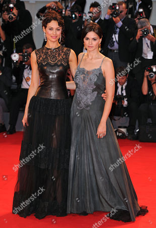 Editorial image of 'To The Wonder' film premiere, 69th Venice Film Festival, Italy - 02 Sep 2012