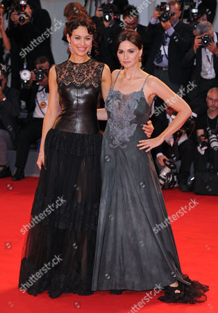 Editorial picture of 'To The Wonder' film premiere, 69th Venice Film Festival, Italy - 02 Sep 2012