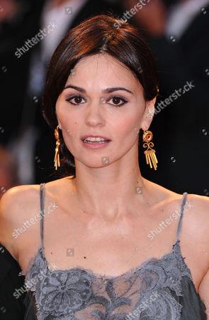 Stock Photo of Romina Mondello