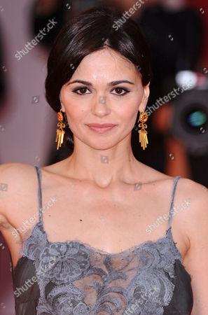 Stock Picture of Romina Mondello