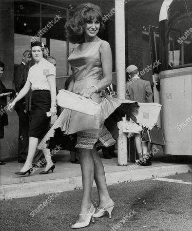 Yvonne Romain (nee Warren) Actress.