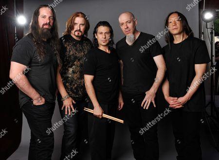 John Petrucci James Labrie Mike Mangini Jordan Rudess John Myung