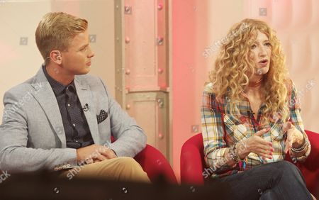 Stock Picture of Jeff Brazier and Melanie Massons