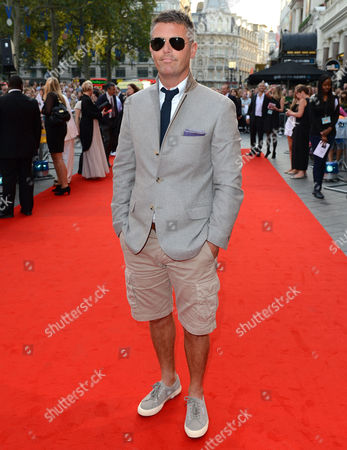 Editorial image of 'The Sweeney' Film Premiere, London, Britain - 03 Sep 2012