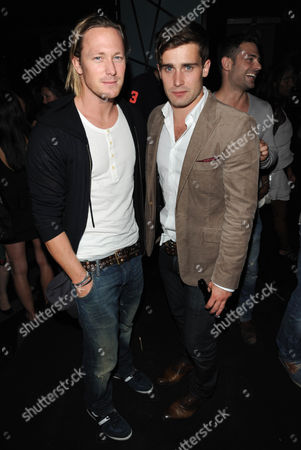 Editorial photo of 'The Sweeney' film premiere after party with Ciroc Vodka, London, Britain - 03 Sep 2012