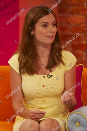 Editorial picture of 'Lorraine Live' TV Programme, London, Britain. - 04 Sep 2012