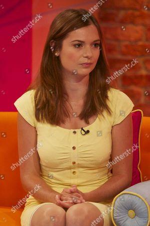 Editorial photo of 'Lorraine Live' TV Programme, London, Britain. - 04 Sep 2012