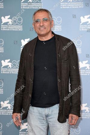 the director Leonardo Di Costanzo