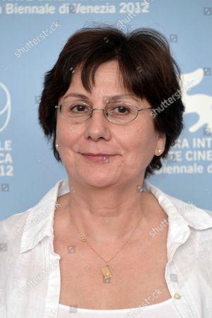 Director Valeria Sarmiento