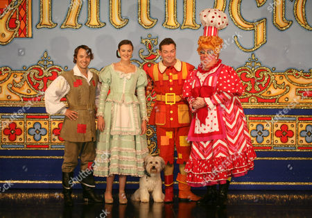 Editorial photo of 'Dick Whittington' photocall at The New Victoria Theatre, Woking, Britain - 04 Sep 2012