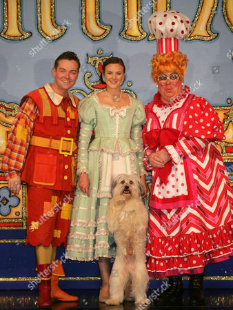 Editorial image of 'Dick Whittington' photocall at The New Victoria Theatre, Woking, Britain - 04 Sep 2012