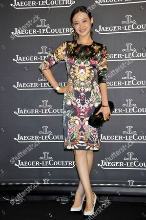 Editorial picture of Jaeger-LeCoultre Gala Dinner Celebrating The Rendez-Vous Collection, Venice, Italy - 04 Sep 2012