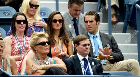 Pippa Middleton and Spencer Vegosen