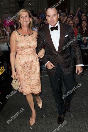 Editorial image of GQ Men of the Year Awards, Royal Opera House, London, Britain - 04 Sep 2012