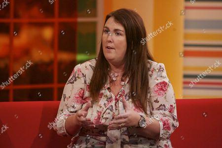 Editorial photo of 'Daybreak' TV Programme, London, Britain. - 05 Sep 2012