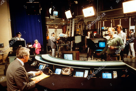 Editorial photo of ITN NEWS - 1980S