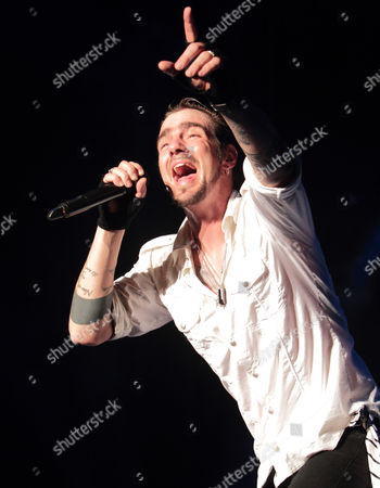 Three Days Grace - Adam Gontier