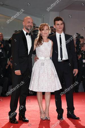 Editorial photo of 'Dormant Beauty' film premiere, 69th Venice Film Festival, Italy - 05 Sep 2012