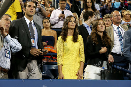 Editorial picture of US Open Tennis Championships, Flushing Meadows, New York, America - 05 Sep 2012