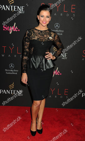 Editorial photo of 9th Annual Style Awards, New York, America - 05 Sep 2012