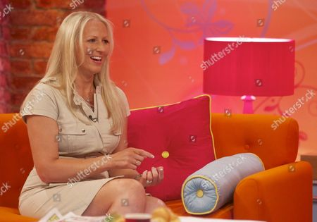 Editorial image of 'Lorraine Live' TV Programme, London, Britain. - 06 Sep 2012