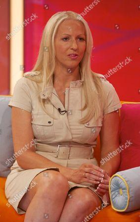 Editorial image of 'Lorraine Live' TV Programme, London, Britain. - 06 Sep 2012
