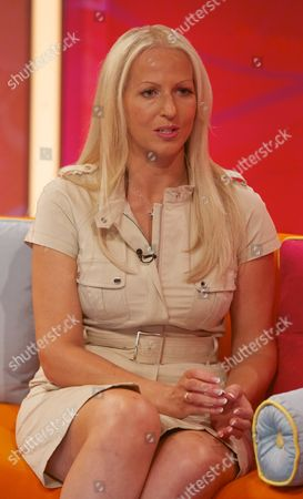 Editorial picture of 'Lorraine Live' TV Programme, London, Britain. - 06 Sep 2012