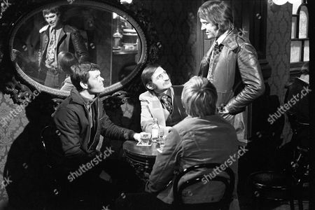 Frank Jarvis, Stanley Lebor, Peter Childs and Robert Morris