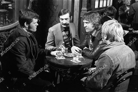 Frank Jarvis, Stanley Lebor, Robert Morris and Peter Childs