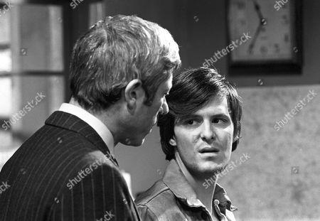 John Woodvine and Ian Gelder