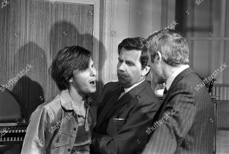 Ian Gelder, Colin Rix and John Woodvine