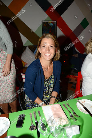 Editorial picture of Tatler Great Girls Lunch, Sketch, London, Britain - 06 Sep 2012