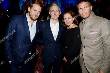 Stock Picture of Bill Prince, Lara Mingay and Nick Love